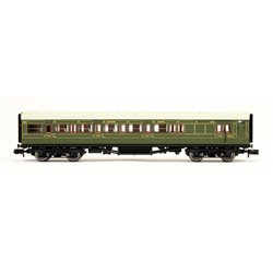 Maunsell SR Brake Composite Coach
