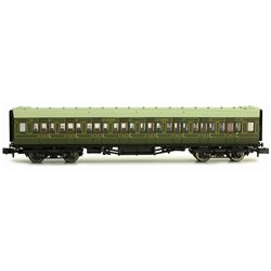 Maunsell SR 3rd Class Coach Lined