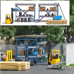 Action Set: Forklift with driver