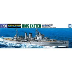 1/700 British Heavy Cruiser