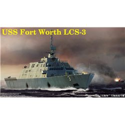 USS Fort Worth LCS−3