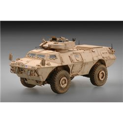 M1117 Guardian Armoured Security Vehicle 1:72 scale