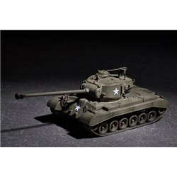 US M26(T26E3) Pershing Heavy Tank 90mm T15E2M2 1:72 scale