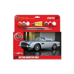 Aston Martin DB5 Starter Set 1:32 Scale