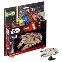 Star Wars Millenium Falcon 1:241