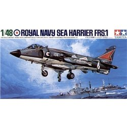 Hawker Sea Harrier - 1:48 scale