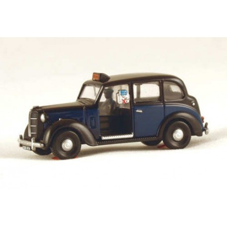 AUSTIN FX3 LONDON TAXI BLACK/D.BLUE