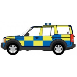 Essex Police Land Rover Discover