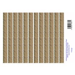 BM026n N Gauge Dry Stone Wall Single