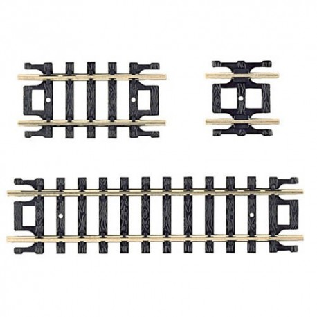 Code 80 Straight Snap-Track Assortment