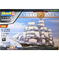 Cutty Sark 150th anniversary 1:220