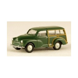 Morris Minor Traveller Green