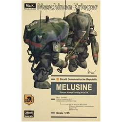 P.K.A. Ausf. M Melusine (Two kits In Box) - 1/35 scale