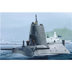 HMS Astute - plastic model kit 1:350