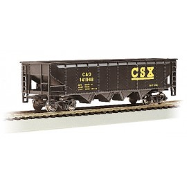 40ft. Quad Hopper CSX