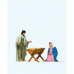 The Holy Family Figure