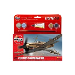 Curtiss Tomahawk IIB RAF (P-40B) Starter Set