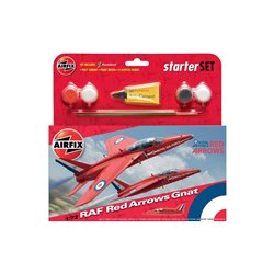 Folland Gnat T.1 Red Arrows. Starter Set