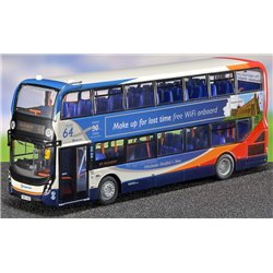 ADL Enviro 400 MMC Bus - Stagecoach South