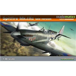 Supermarine Spitfire Mk.IXc late version - 1/48 model kit