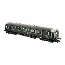 N Gauge Class 121 W55033 BR Green Speed Whiskers