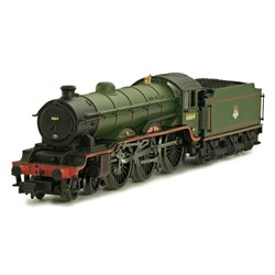N gauge B17 61664 Liverpool BR Early Crest