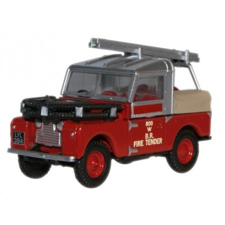 Land Rover Series 1 British Rail