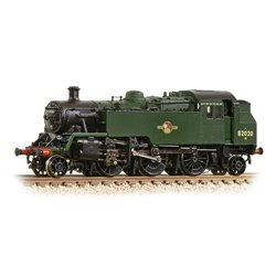 BR Standard 3MT Tank 82020 BR Green (Late Crest)