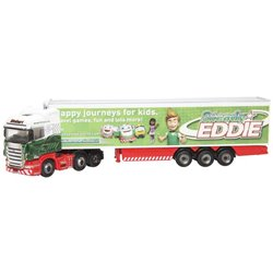 Scania Highline Fridge Trailer Steady