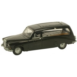 Daimler DS420 Hearse in black