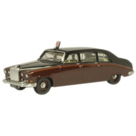 "Daimler DS420 Limo ""Claret/Black - Queen Mother"""