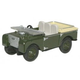 "Land Rover Series 1 80"" Flat Back ""Bronze Green"""