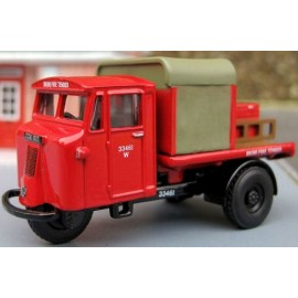 BR Rail Mechanical Horse Rigid Fire Tender