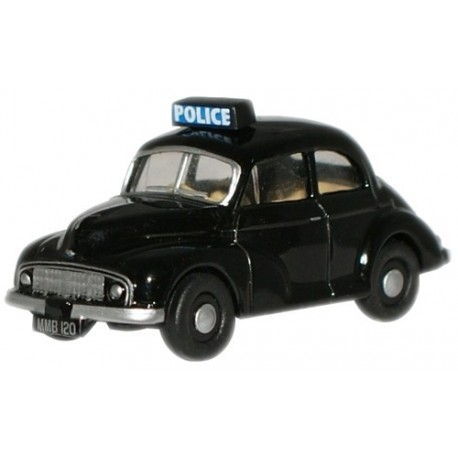 Cheshire Police Morris Minor MM Saloon