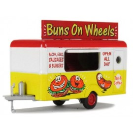 Mobile Trailer Buns on Wheels