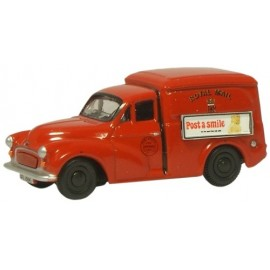 ROYAL MAIL MORRIS MINOR VAN
