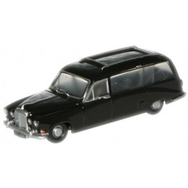 Black Hearse Daimler DS420