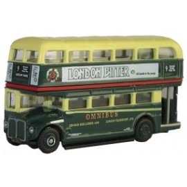 Shillibeer routemaster double decker bus
