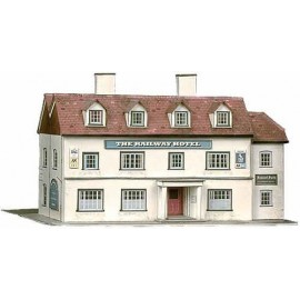 Railway Hotel H: 120mm - Card Kit
