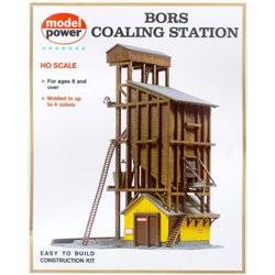 Bors Coaling Station Building Kit