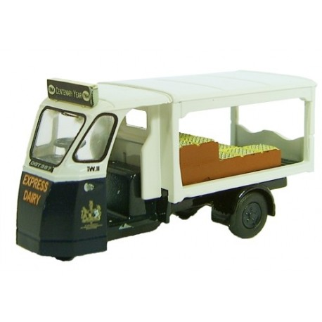 MILK FLOAT - EXPRESS DAIRIES