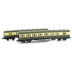 B Set Coach Pack Great Western Crest