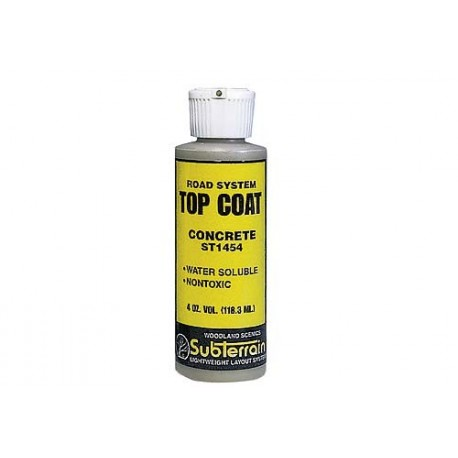 Top Coat Concrete Paving 4 Oz