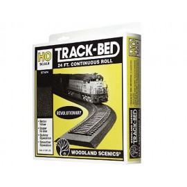 HO Scale Trackbed Roll 24ft.
