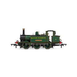 Transitional British Railways Terrier Class 'Carisbrooke' W13 (DCC Fitted)