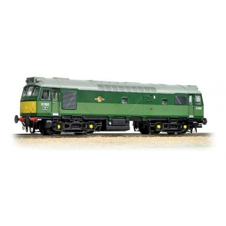 Class 25/3 D7502 BR Two Tone Green
