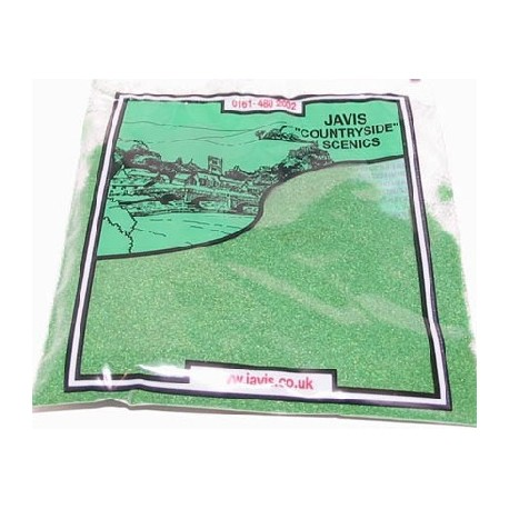 Scatter no.15 mid green