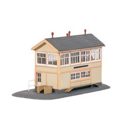 GWR Wooden Signal Box Kit