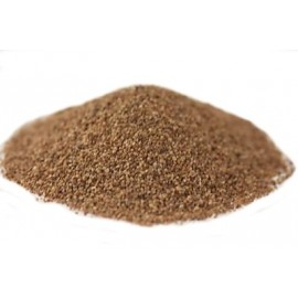 Extra fine brown ballast chippings 3.1/2lb