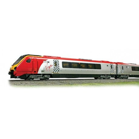 Class 221 5 Car DMU 221122 'Dr Who' Virgin